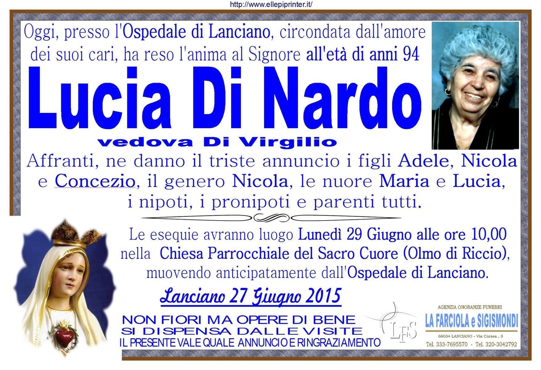MANIFESTO Di Nardo Lucia