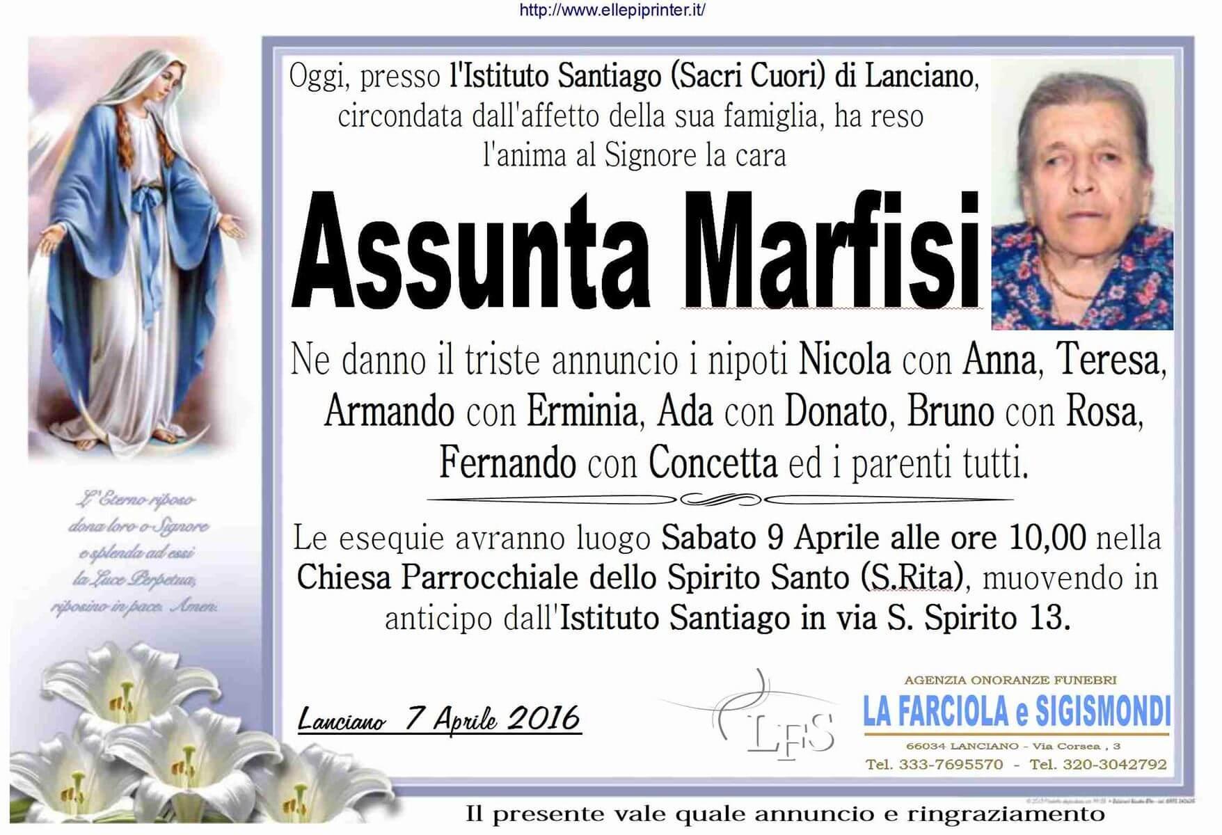 MANIFESTO MARFISI ASSUNTA